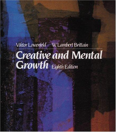Download Creative and mental growth