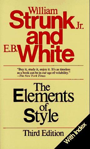 Download The Elements of Style, Third Edition