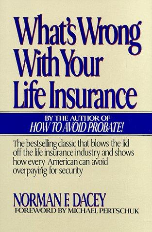 Download What's wrong with your life insurance