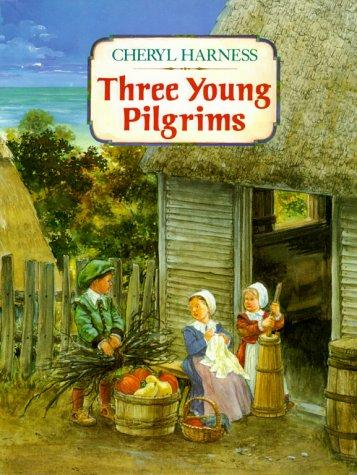 Download Three young pilgrims