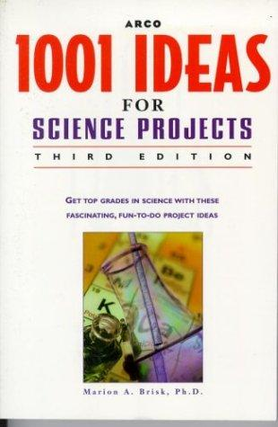 1001 ideas for science projects
