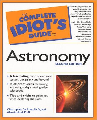 Download The Complete Idiot's Guide to Astronomy (2nd Edition)