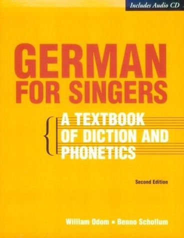 Download German for singers