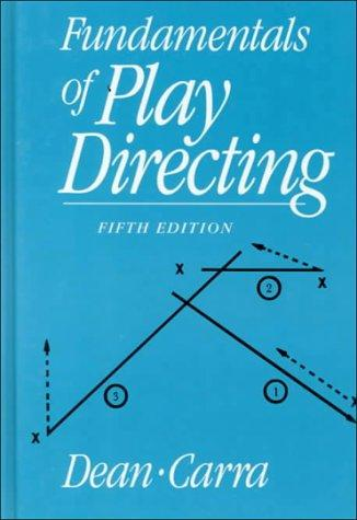 Download Fundamentals of play directing