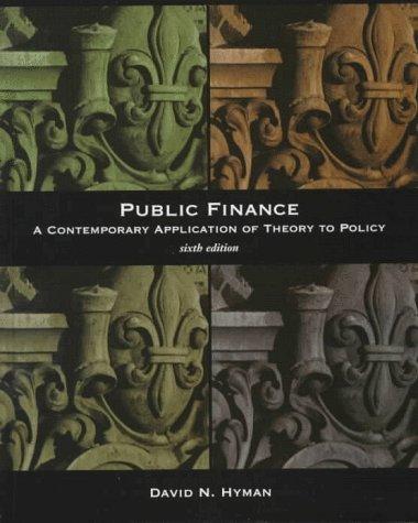 Download Public Finance