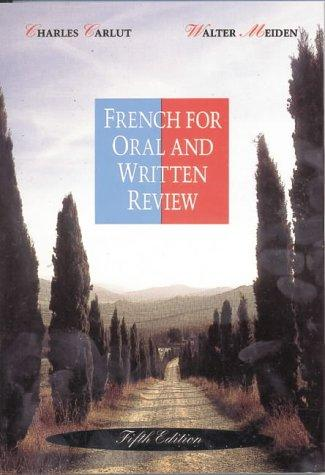 Download French for oral and written review