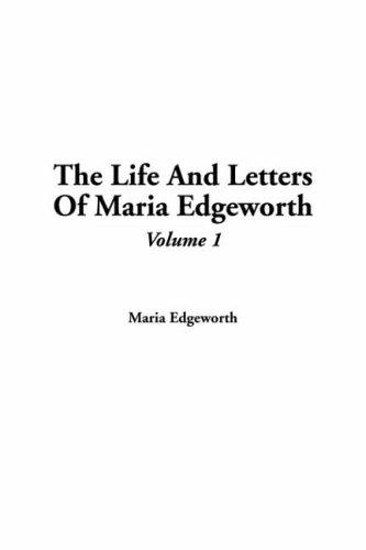 Download Life and Letters of Maria Edgeworth