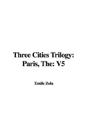 Download Three Cities Trilogy: Paris, The