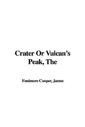 Crater or Vulcan's Peak