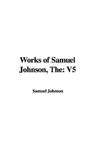 Download The Works of Samuel Johnson