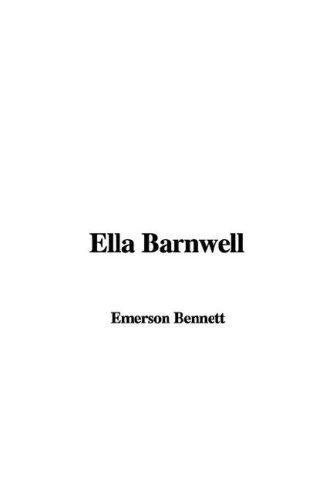 Ella Barnwell