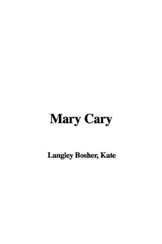 Mary Cary