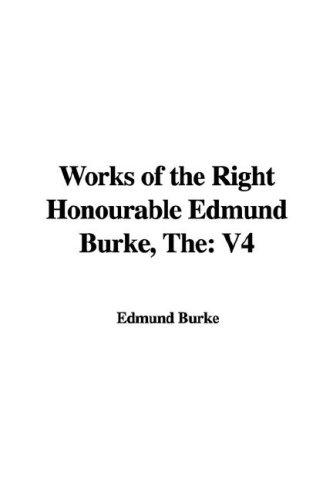 Download The Works of the Right Honourable Edmund Burke