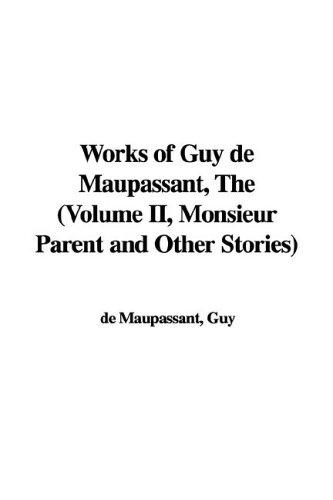 Download Works of Guy De Maupassant