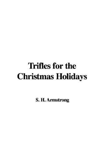 Download Trifles for the Christmas Holidays
