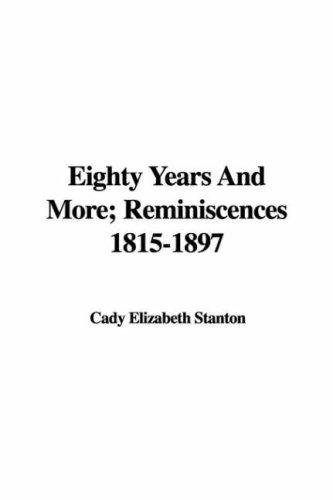 Download Eighty Years And More
