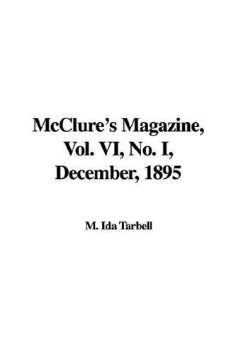 Mcclure's Magazine, No. I, December, 1895