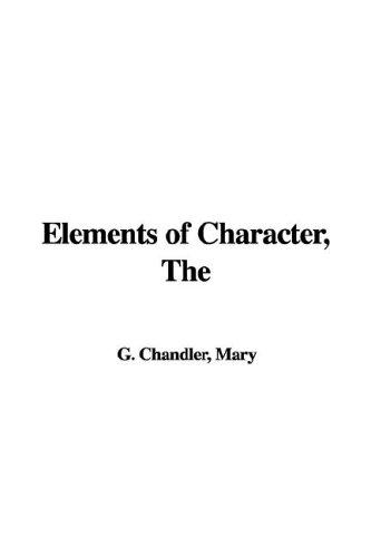 Download Elements of Character