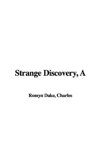 Download Strange Discovery