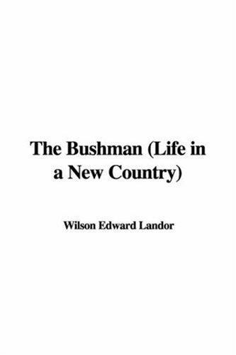 Download The Bushman