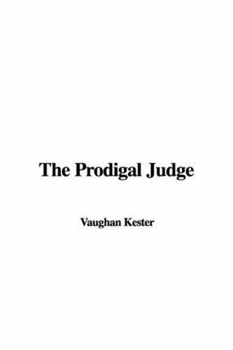The Prodigal Judge