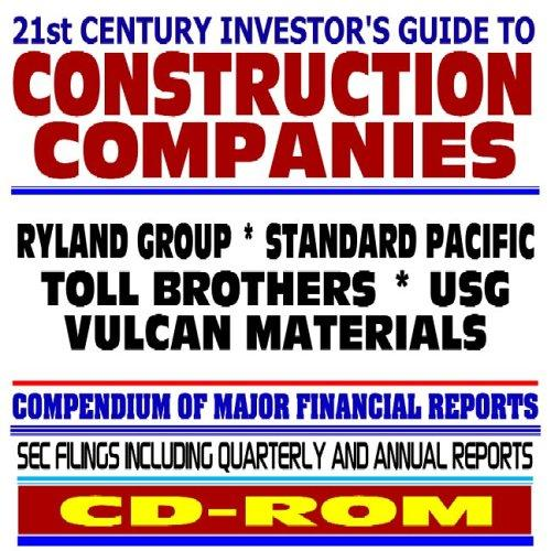 Download 21st Century Investors Guide to Construction Companies