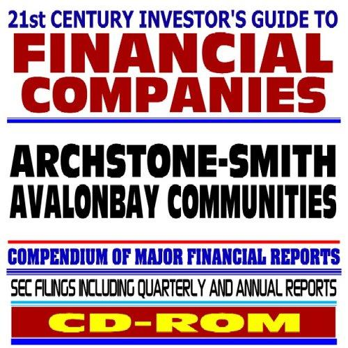 Download 21st Century Investors Guide to Financial Companies