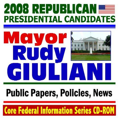 2008 Republican Presidential Candidates