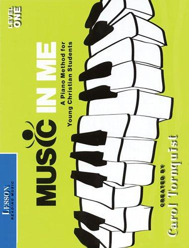 Music in Me – A Piano Method for Young Christian Students