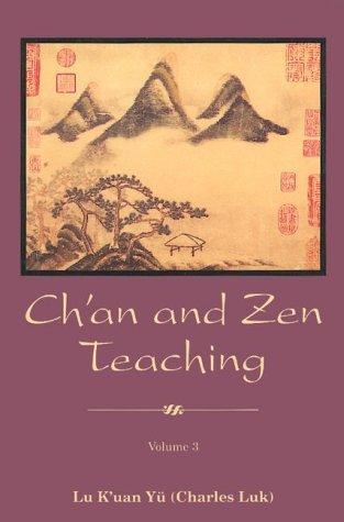 Ch'an and Zen teaching