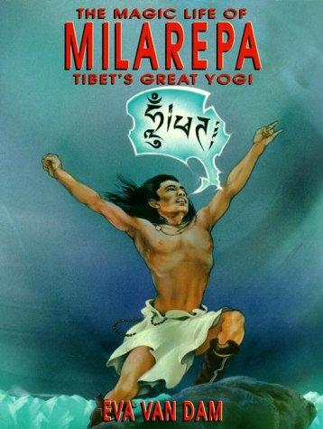 Download The magic life of Milarepa, Tibet's great yogi