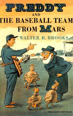 Download Freddy and the Baseball Team from Mars