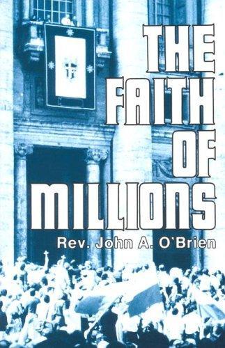 The faith of millions