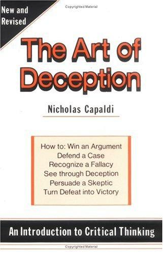 Download The art of deception