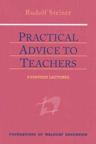 Download Practical advice to teachers