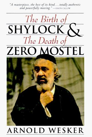 Download The birth of Shylock and the death of Zero Mostel