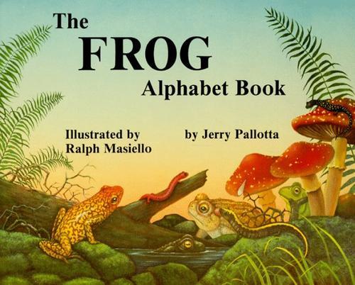 The frog alphabet book