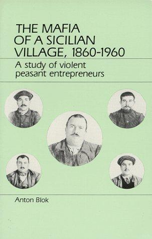 Download The Mafia of a Sicilian Village 1860-1960