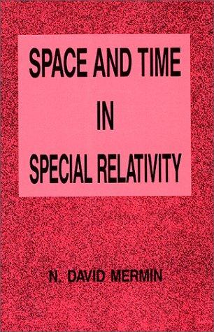 Download Space and Time in Special Relativity