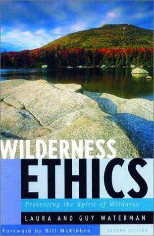 Download Wilderness ethics