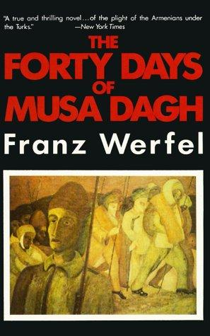 Download The forty days of Musa Dagh