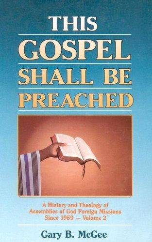 Download This Gospel .. Shall Be Preached