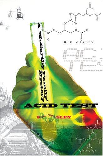 Image for Acid Test ('McCarthy Family Mystery)