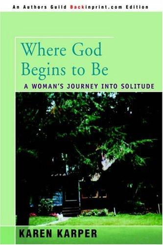 Download Where God Begins to Be