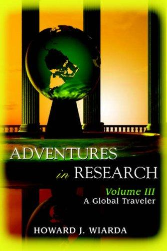 Adventures in Research