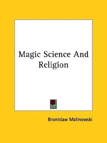 Download Magic Science And Religion