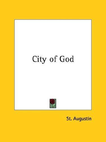 Download City of God