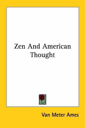 Download Zen And American Thought