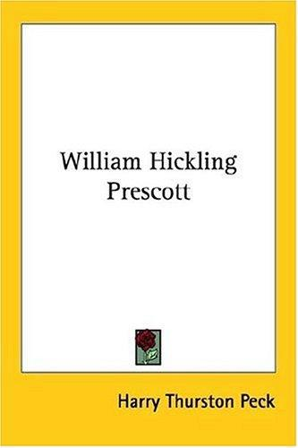 Download William Hickling Prescott