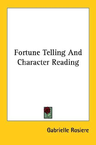 Download Fortune Telling And Character Reading